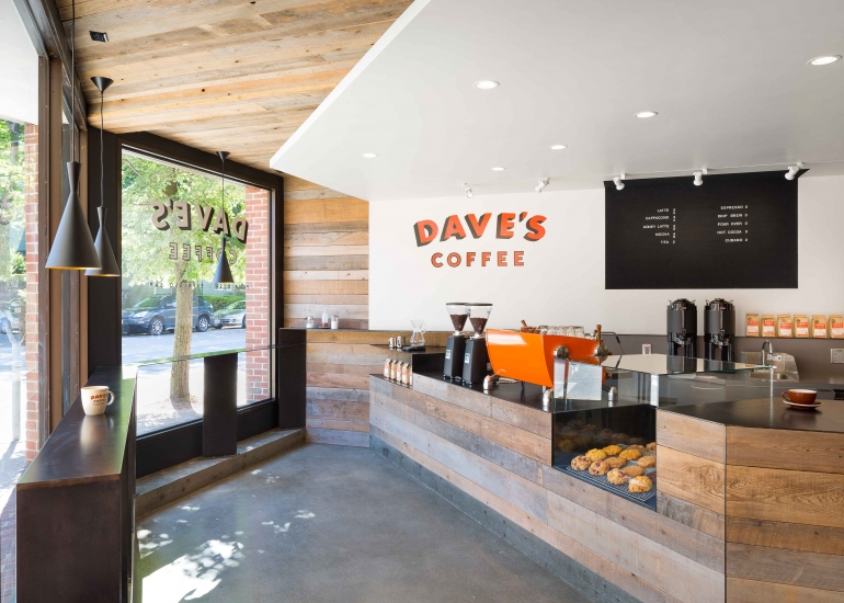 Dave's Coffee in Providence