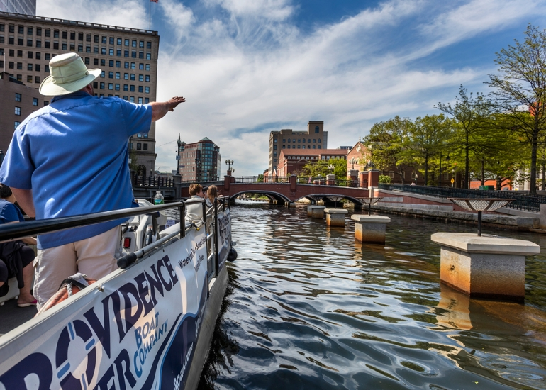 Providence Boat Tours