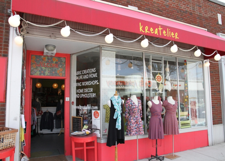 Kreatelier on Hope Street