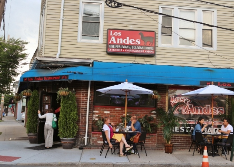 Los Andes in Providence